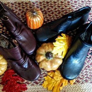 Skechers boot bundle